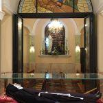 L'urna della Beata nella Cappella
