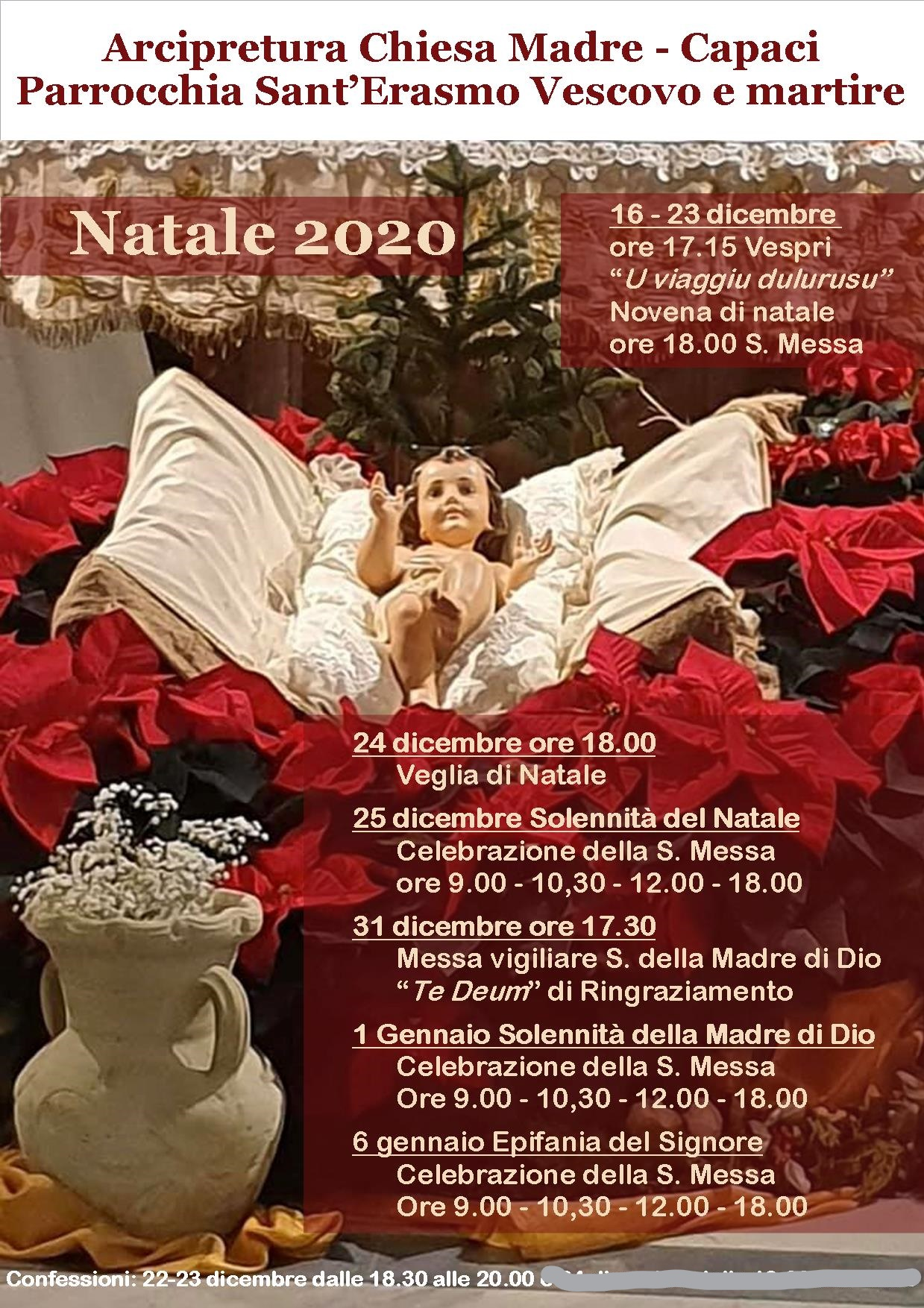 Locandina celebrazioni natale_LI