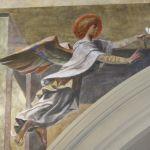 Annunciazione - Dettaglio dell'Angelo Nunziante - di Pino Casarini