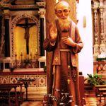 Chiesa-del-Rosario-Statua-San-Leopoldo