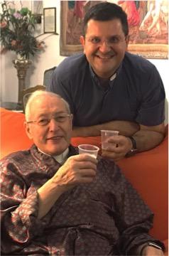 Padre Antonio e Padre D'Aleo