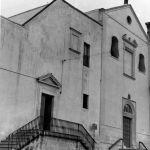 facciata chiesa restauro 1965