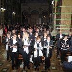 Immagine d'insieme del coro