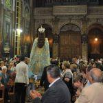 Reposzione statua Vergine (3)