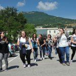 I giovani a San Gabriele (1)