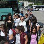 I giovani a San Gabriele (2)