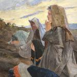 Il gruppo delle donne ai piedi della Croce