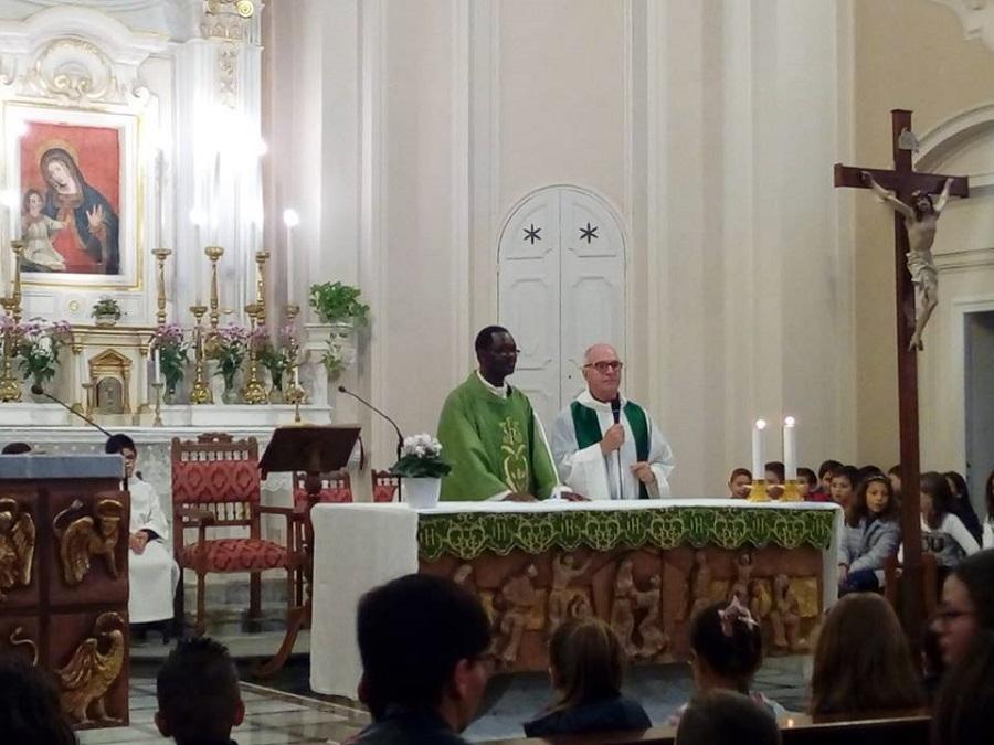 Padre Jackson e Don Pietro