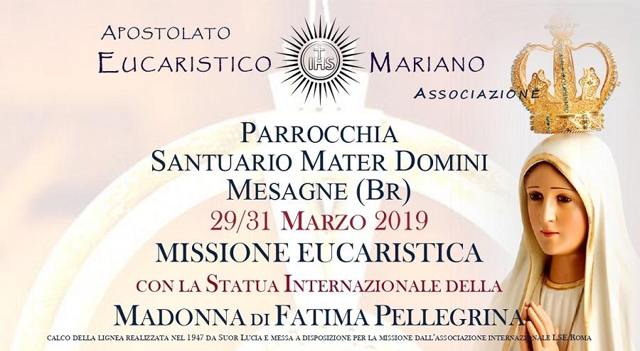 Missione eucaristica Mariana