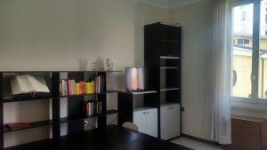 Sala lettura e Tv