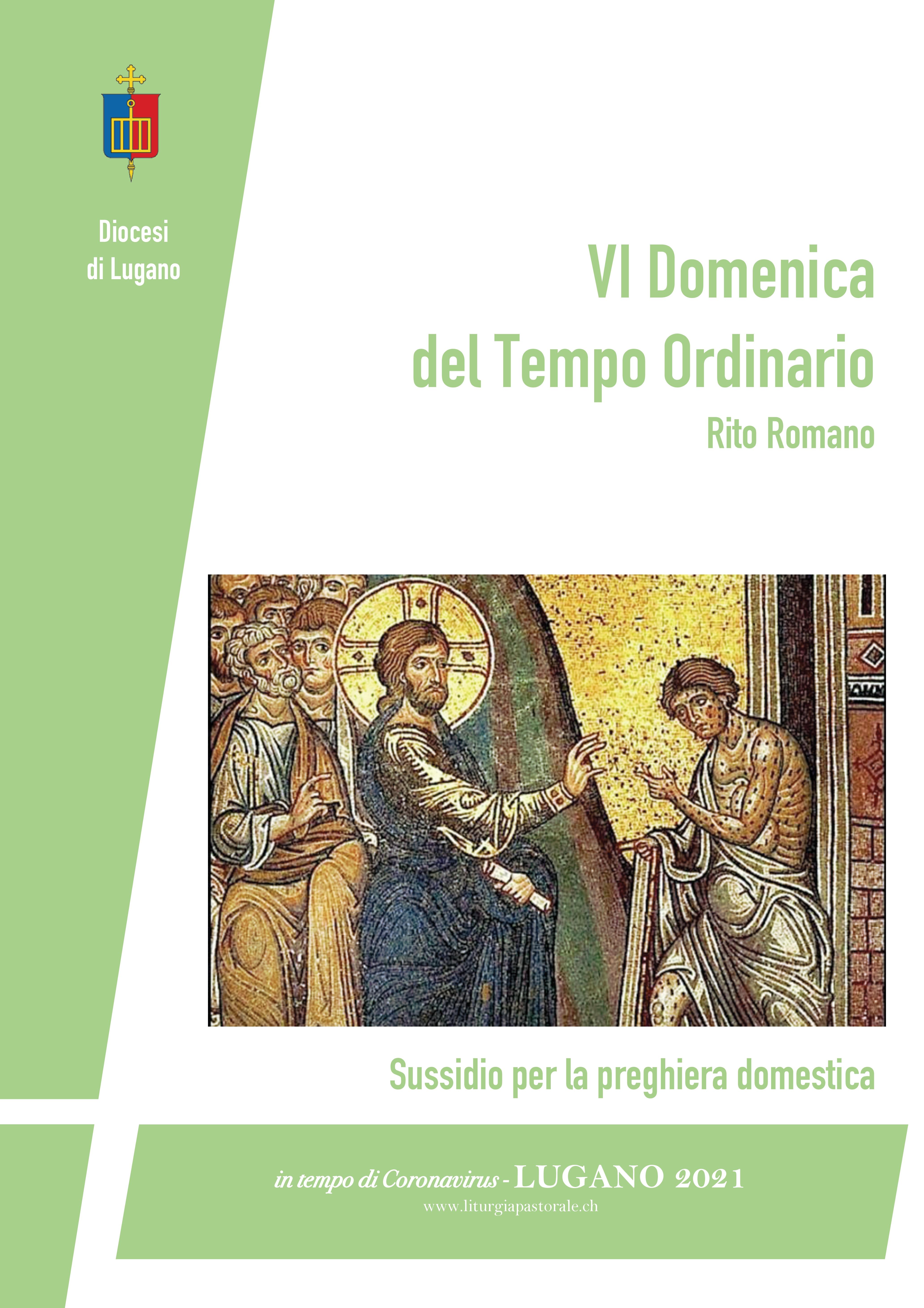 VI tempo ordinario B - 2021 - romano (2)