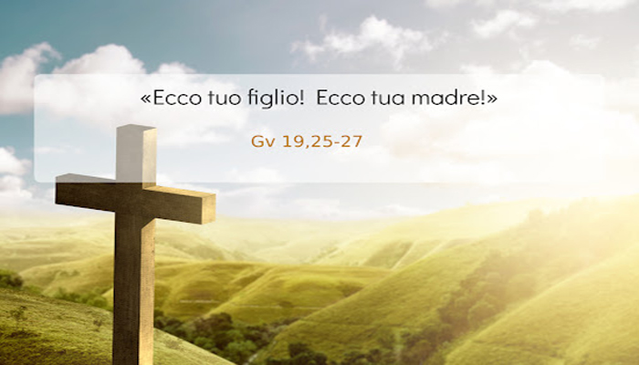 Dal Vangelo secondo Giovanni
