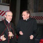 foto vescovo e don Giosuè