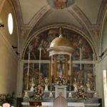 Chiesa Sant'Ambrogio interno