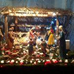 Presepe nella chiesa Sant'Ambrogio