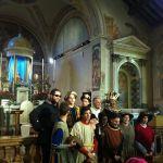 Re Magi sull'Altare gruppo