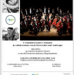 concerto locandina 06/07/20016
