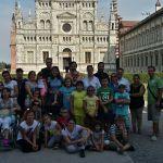 Certosa di Pavia  pomeriggio in compagnia per i chierichetti, le loro famiglie e le coadiutrici.