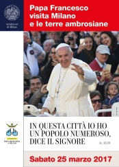 Papa Francesco 25 marzo