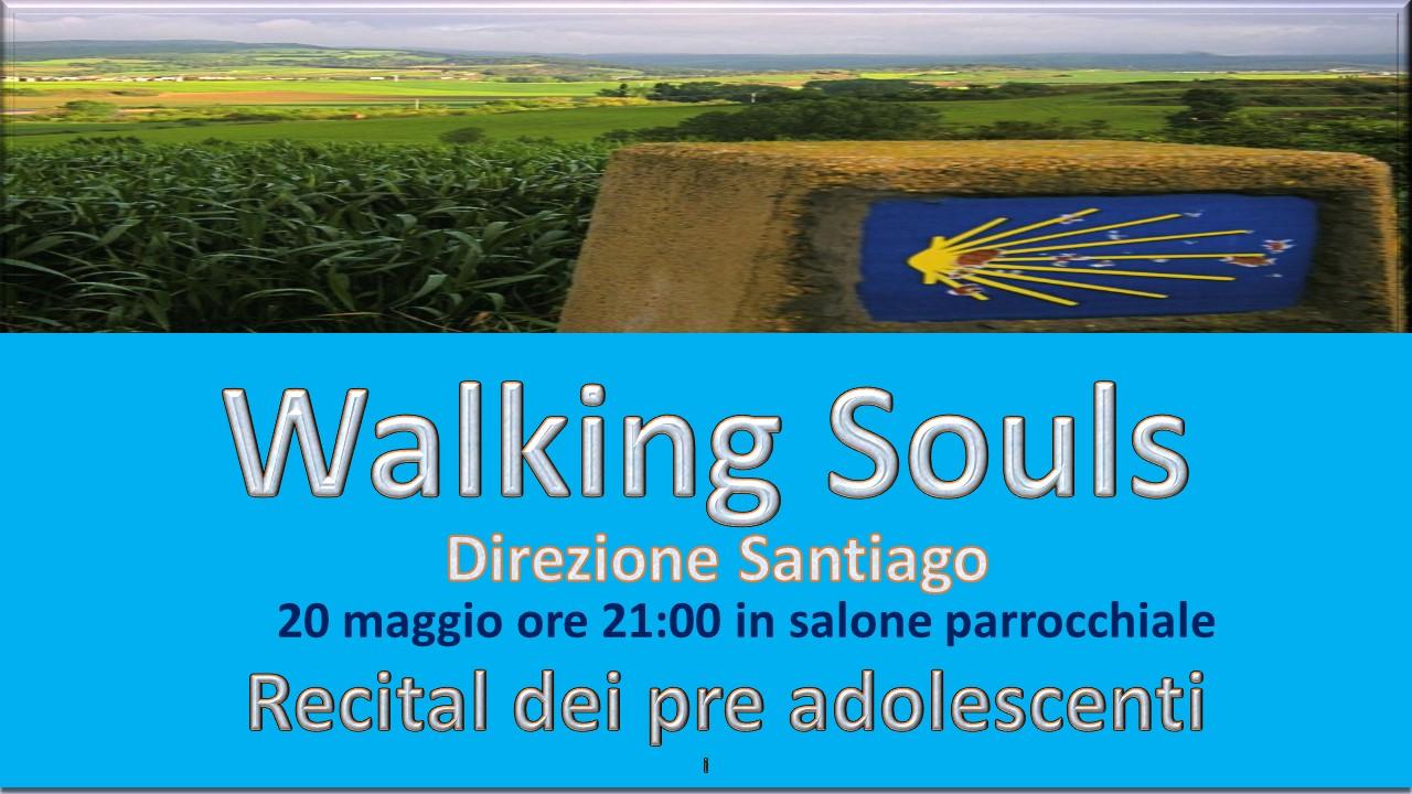 walking soul