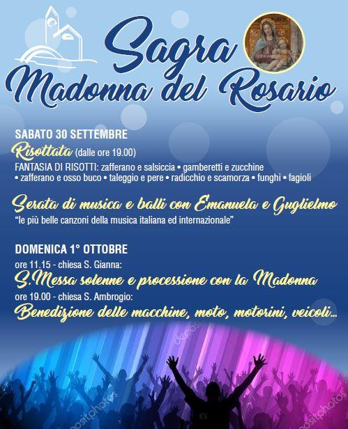 sagra madonna del rosario