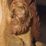 Volto Gesù Crocifisso S.Andrea (particolare) Giovanni Pisano