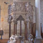 Pulpito (ambone) di Giovanni Pisano