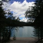 019 Il Lago di Braies in controluce