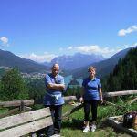 065 Vista Lago da Pieve di Cadore