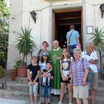 11 Davanti la Chiesa di San Rocco