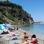 17 Scorcio della Spiaggia delle Viste