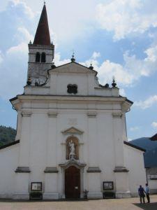 chiesa di Arsiè