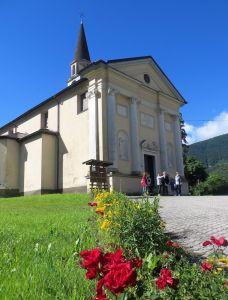 chiesa di Fastro