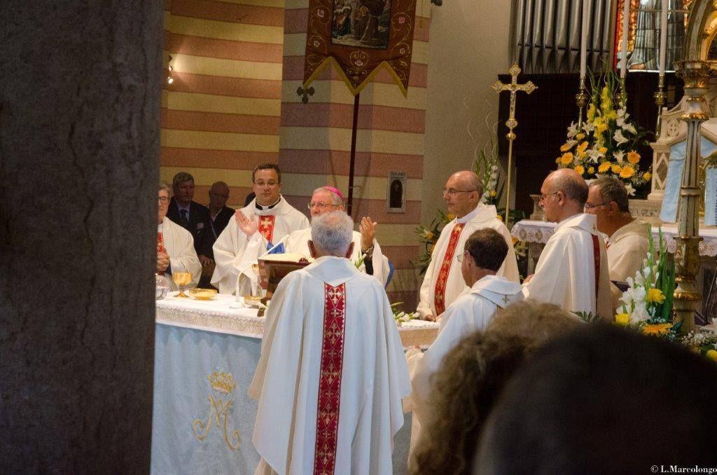La Celebrazione Eucaristica delle 11.00