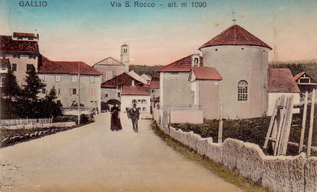 Foto storica Santa Maria delle Grazie