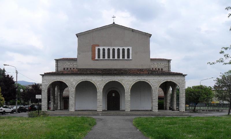 Quartiere Primo maggio - Brescia