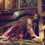 Gesù caduto portando la croce (Nicola Fumo, 1698)