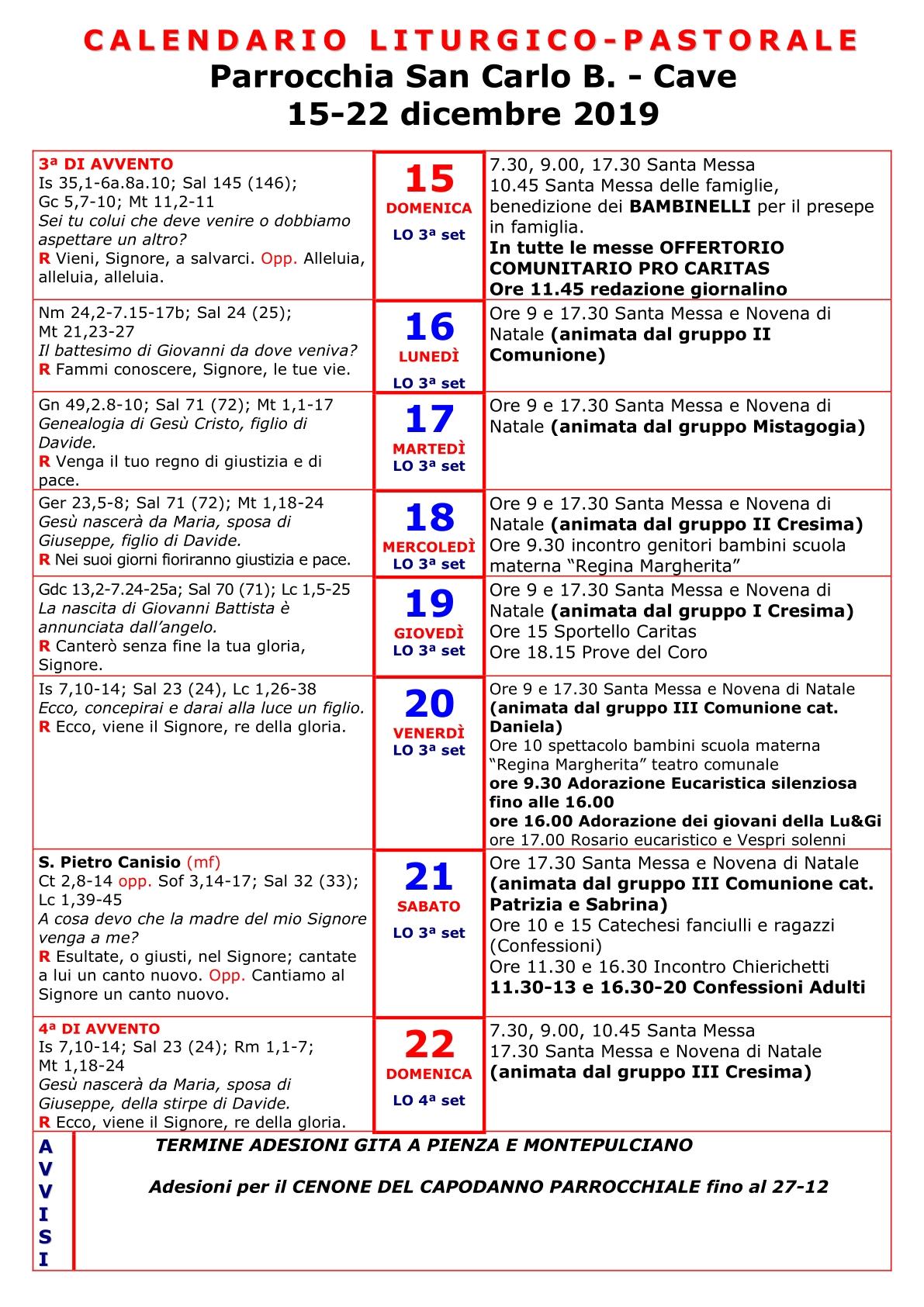 1 avvisi 15-22