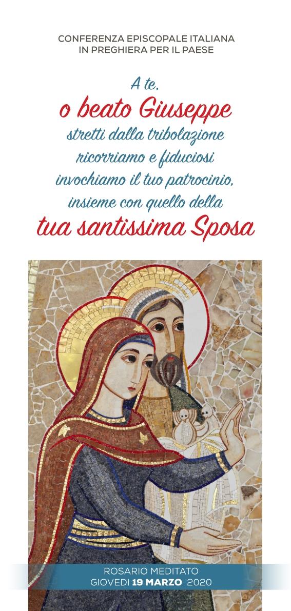 01 Sussidio per il Santo Rosario del 19 marzo 2020