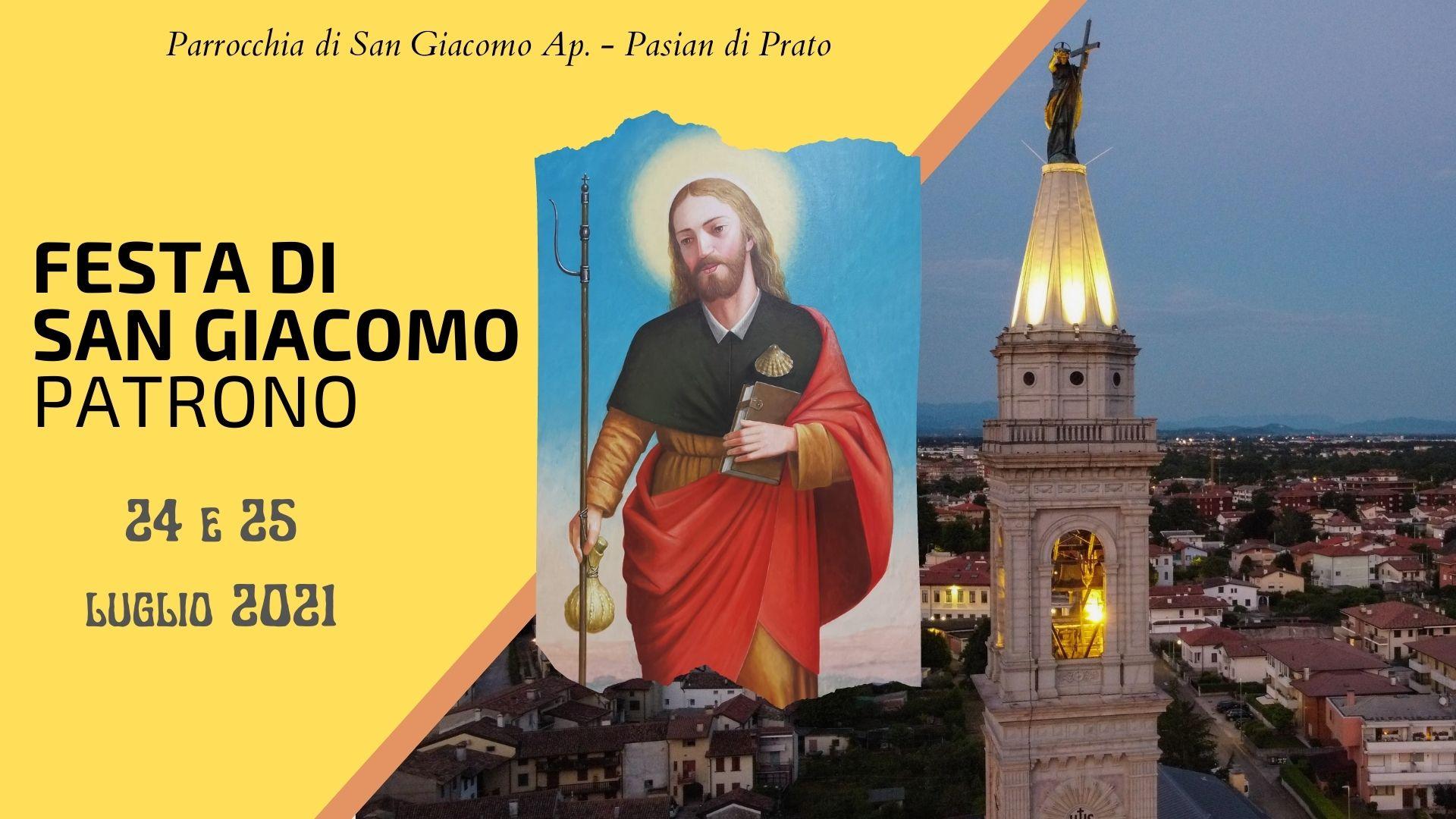 FESTA DI SAN GIACOMO PATRONO