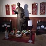 statua papa
