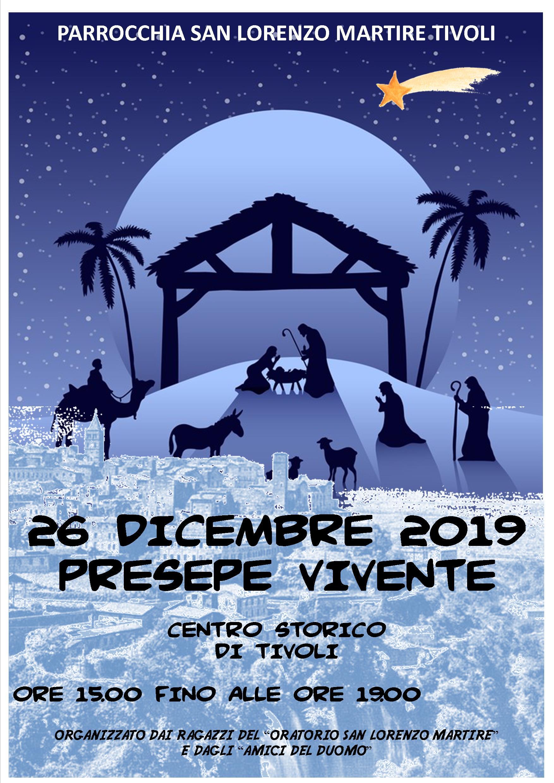 Presepe Vivente 2019