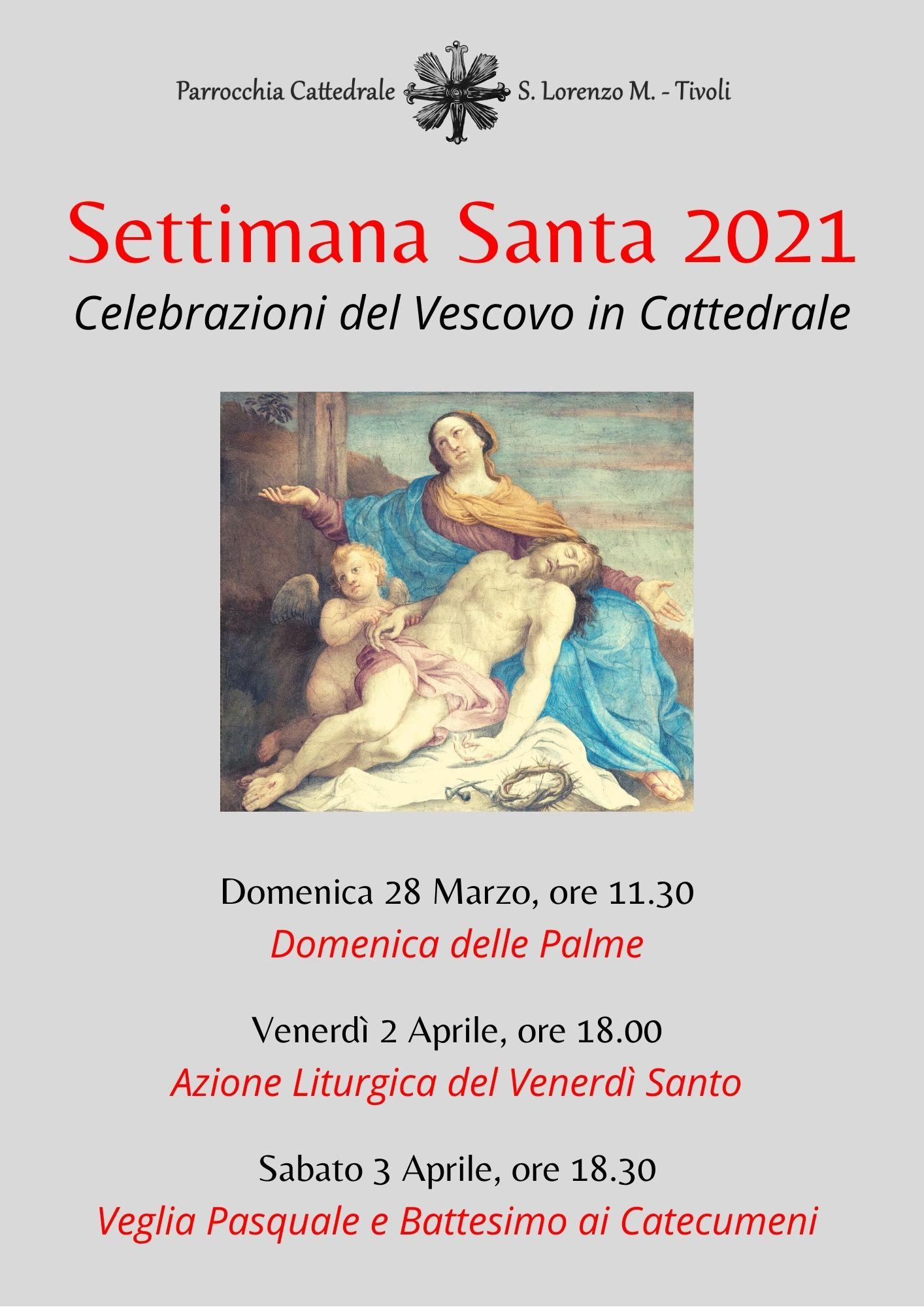 Settimana Santa 2021