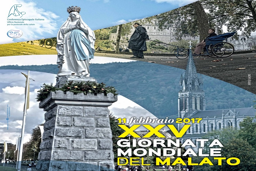 L 11 Febbraio La Festa Della Madonna Di Lourdes Parrocchia Di S Lorenzo Da Brindisi Brindisi Sant Elia