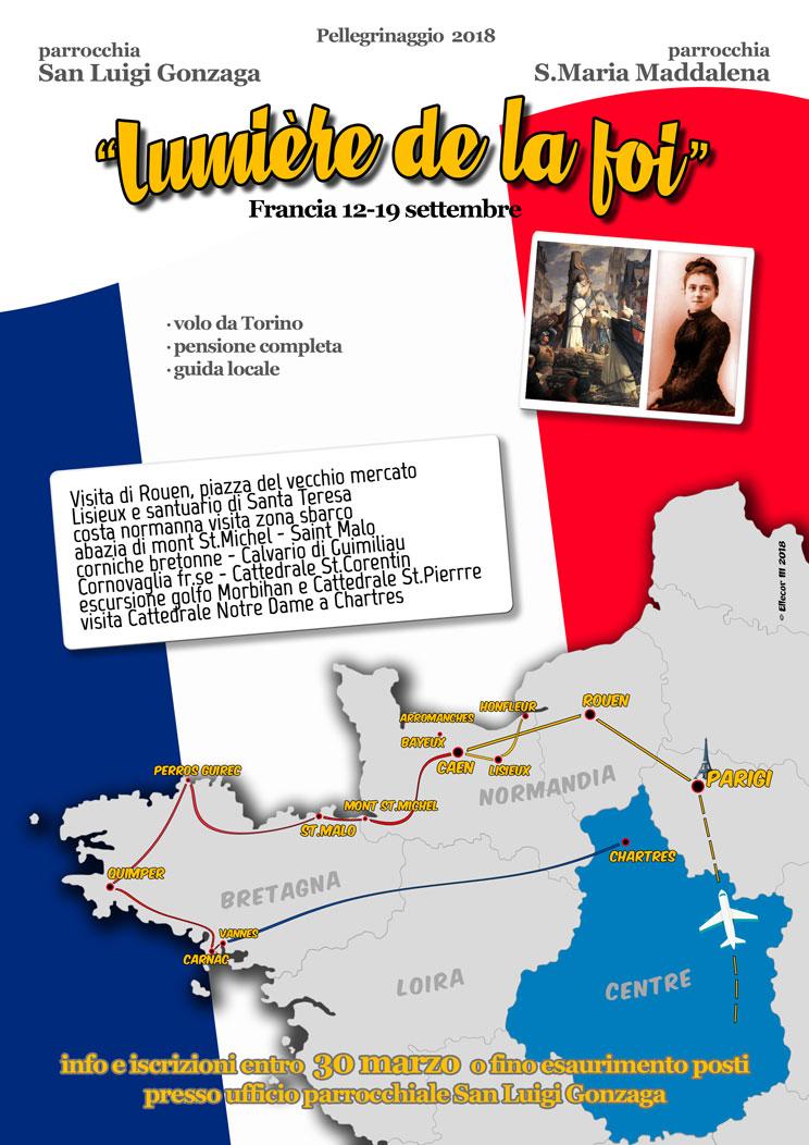 Pellegrinaggio-Francia-2018