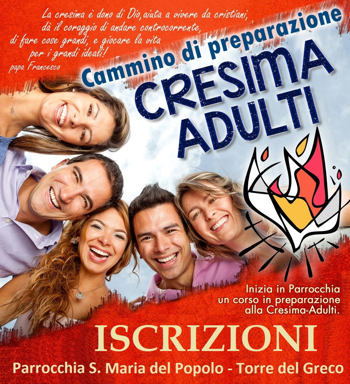 Percorso di prepazione alla Cresima2