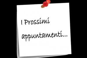 Appuntamenti