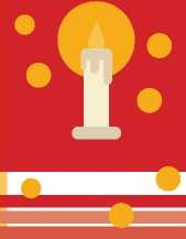 candela 1 avvento