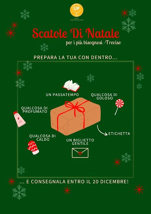 logo scatole di Natale