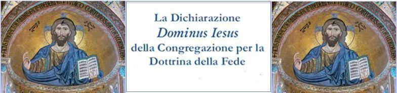 DOMINUS-IESUS